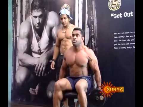 Video ANOOP RAJU- BODY BUILDER - SURYA NEWS download in MP3, 3GP, MP4, WEBM, AVI, FLV January 2017