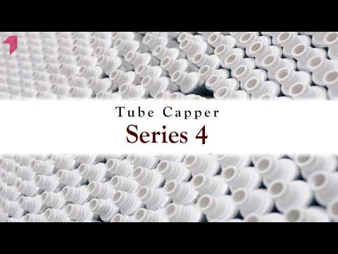 Tube Capper Machine Series 4