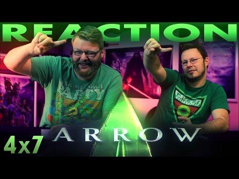 "Arrow 4x7 REACTION!! ""Brotherhood"""