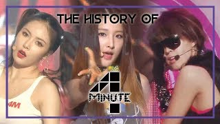 Download Video 4minute Special ★Since 'Hot issue' to 'HATE'★ (1h 24m Stage Compilation) MP3 3GP MP4