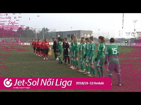 12. forduló: Haladás Viktória - DVTK 0-0