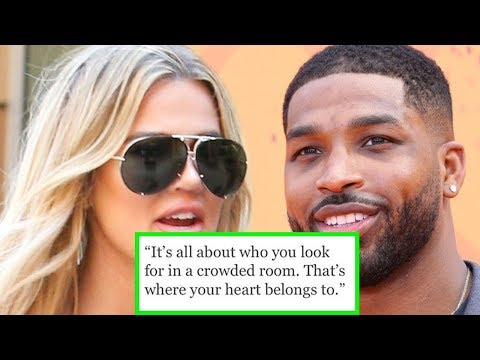 Khloe Kardashian is staying with Tristan Thompson even though he reportedly cheated on her