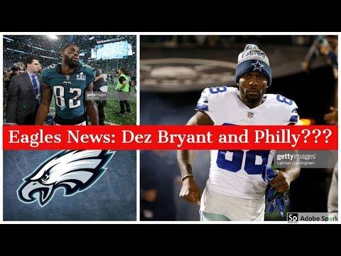 Eagles News: Dez Bryant An Eagles Target? + Torrey Smith Turns Down Birds