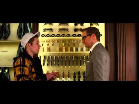 Kingsman: The Secret Service   Official Red Band Trailer  [HD]   20th Century FOX