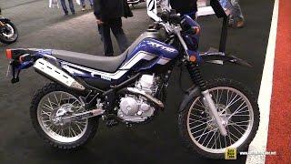 4. 2017 Yamaha XT250 - Walkaround - 2017 Montreal Motorcycle Show