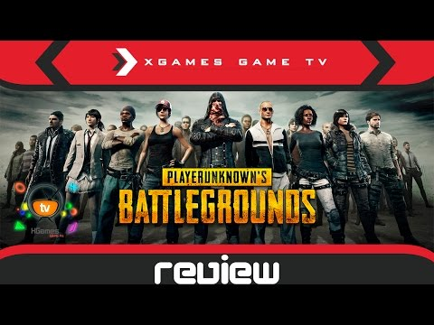ОБЗОР PLAYERUNKNOWN'S BATTLEGROUNDS (Review)