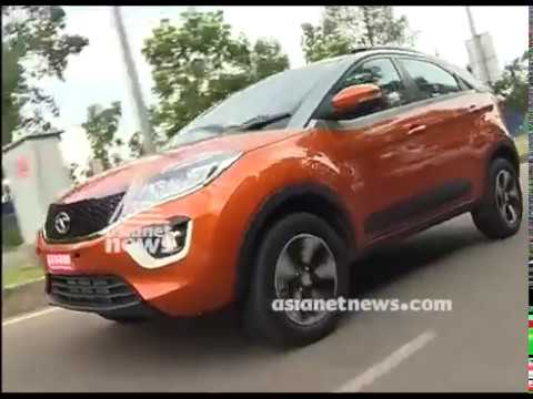 Tata Nexon AMT Price in India, Review, Mileage  Videos  Smart Drive 20 May 2018