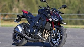 3. 2016 Kawasaki Z1000 ABS Ride Review from Echo Cycle Demo Day