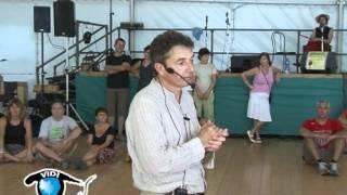 Mr.Bernard Coclet est le fondateur et animateur du festival