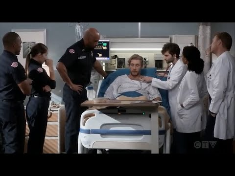Station 19 - Andy and Ben find out about Vic and Ripley