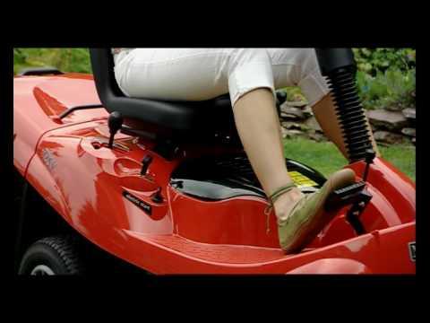 Mountfield Compact Lawn Riders (видео)