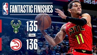 Trae Young WINS It for the Hawks   March 31, 2019