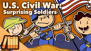U.S. Civil War - Surprising Soldiers - Extra History