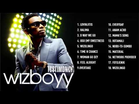 Wizboyy - Testimony (full Album Stream)