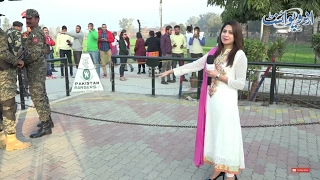 Video Wagah Border Lahore Lowering Of The Flags Ceremony MP3, 3GP, MP4, WEBM, AVI, FLV Mei 2018