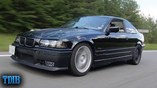 This Man Built the Ultimate BMW E36 Sleeper! by That Dude in Blue