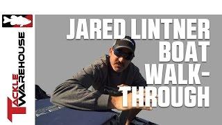 Video Boat Walk-Through with BASS Elite Series Angler Jared Lintner MP3, 3GP, MP4, WEBM, AVI, FLV Agustus 2018