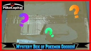 Pokemon Cards - Mail Call Mystery Box of Pokemon Goodies by ThePokeCapital