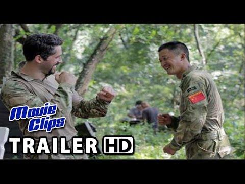 Wolf Warrior Official Trailer #2 (2015) - Scott Adkins Action Movie HD