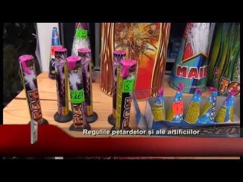 Regulile petardelor si ale artificiilor