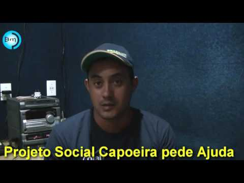 Jales - Grupo de Capoeira Moriah Brasil, Projeto Social pede ajuda a patrocinadores em Jales.