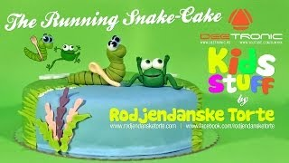 Nonton Running Snake Cake  2014    Fondant   Play Doh   Polymer Clay   Making Of Film Subtitle Indonesia Streaming Movie Download