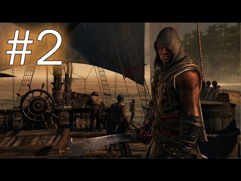 AC 4 Black Flag DLC - Freedom Cry #2 [FR][1080p]