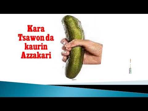 Kara Tsawon da Kaurin Azzakari