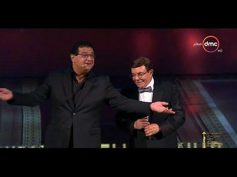 """سمير صبري يقدم """"العندليب"""" ماجد الكدواني في أغنية """"سكر حلوة الدنيا سكر"""""""