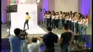 Vietnam's Next Top Model 2011 - Tập 1 (Full)