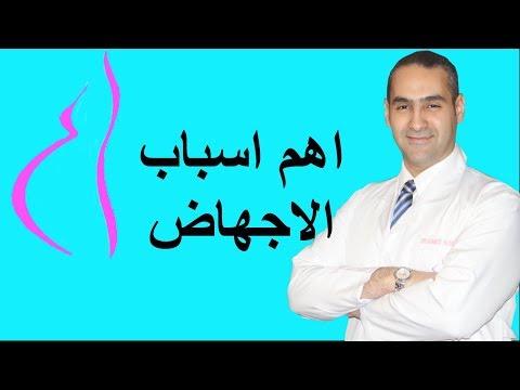 اهم اسباب الاجهاض عند السيدات ج1 - د. احمد حسين