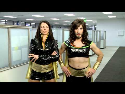 Superheroes or Superhoes? - Vinyl Costumes & SSL Don't Mix - Who's ...