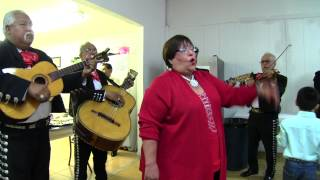 Lytle (TX) United States  City new picture : Mariachi's @ St.Andrews Catholic Church in Lytle,Tx. - Video 1