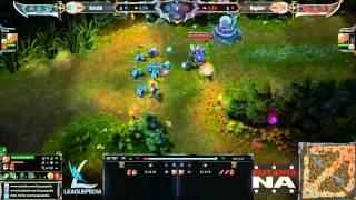 BRNA - Grand Finals - Aniratak vs. MegaZero - Game 1