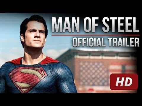 Man of Steel - Official Trailer #3 [HD]