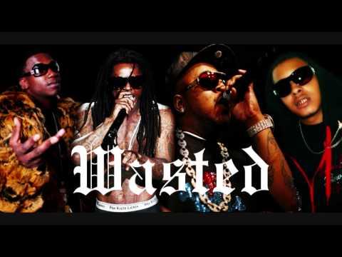 Gucci Mane - Wasted Remix Ft. Lil' Wayne, Twista, And OJ Da Juiceman