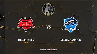 HellRaisers vs Vega Squadron, mirage, PGL Major Krakow 2017 Main Qualifier