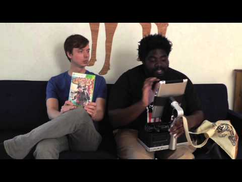 Bioshock Infinite with Ron Funches