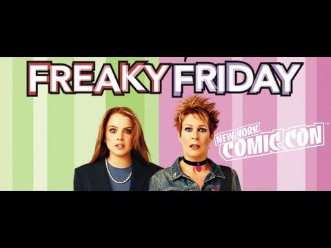 NYCC 2018 Five Questions: Who Would You Want to Freaky Friday Swap With?