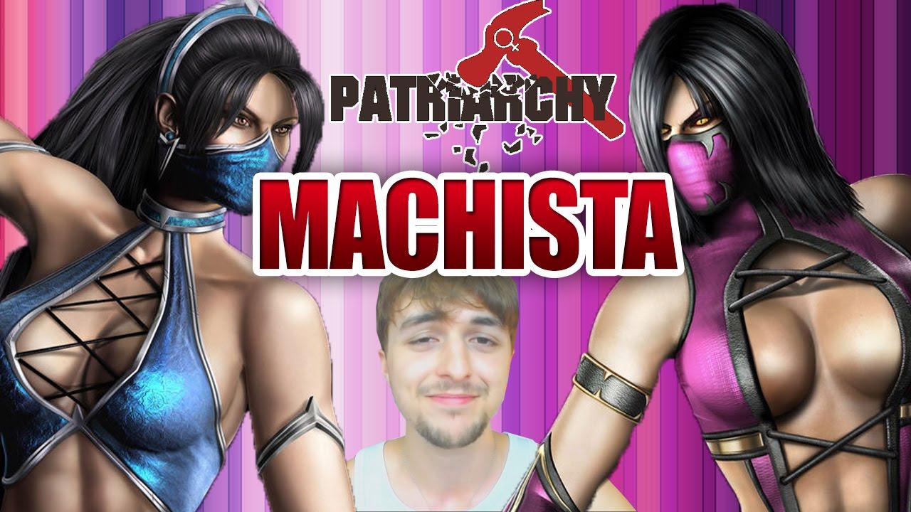 Los videojuegos son MACHISTAS!! Chicas en juegos