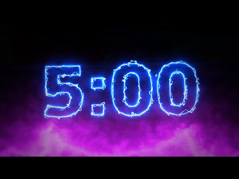 Electric  - 5 Minute Countdown