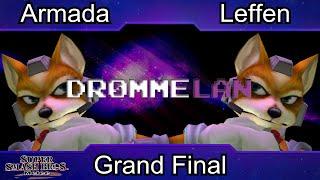 DL4.5 – A   Armada (Fox) Vs. TSM   Leffen (Fox) – Grand Final – Melee