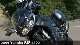 10. 2006 Yamaha FJR 1300 - Touring Comparison - MotoUSA