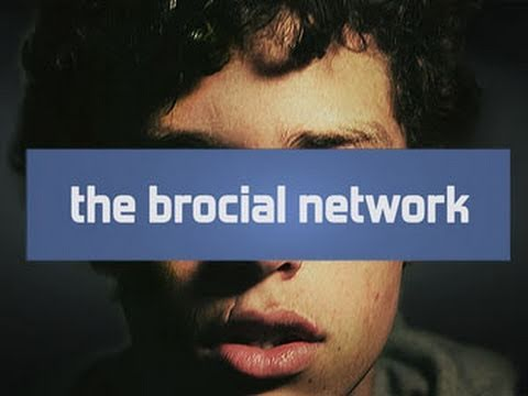 The Brocial Network (Social Network Parody/Spoof)