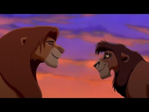 The Lion King 2 Simba's Pride ♪ Happy Ending HD ♥ Cartoon For Kids