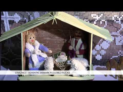 TVS: Strážnice - Adventní jarmark