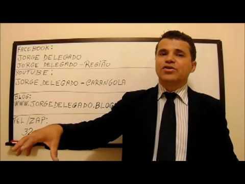 JORGE DELEGADO   CARANGOLA   VÍDEO 005   Guarda municipal em Carangola e seus benefícios  - parte 1