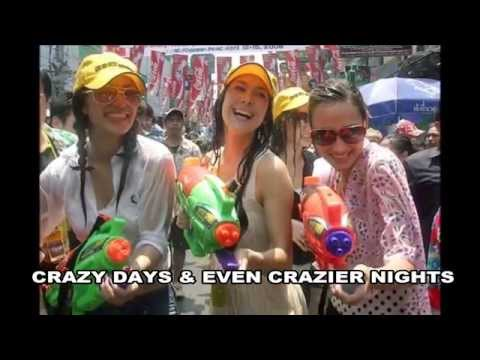 Songkran (water festival) 2015 Pattaya Thailand coming soon.