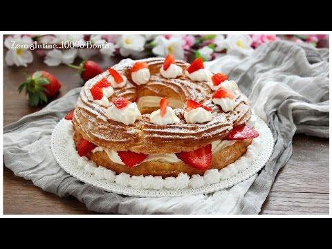 paris-brest senza glutine - ricetta