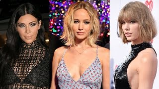 Taylor Swift & Other Celebs Who Couldn't Attend Women's Marches React To HISTORIC Events